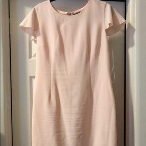 Karl Lagerfeld Pink Sheath Dress